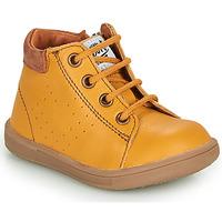 Shoes Boy Mid boots GBB FOLLIO Yellow
