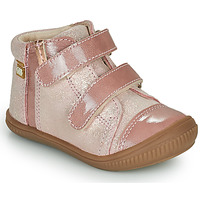 Shoes Girl High top trainers GBB ODITA Pink
