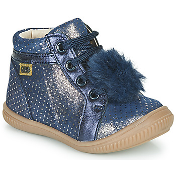 Shoes Girl Mid boots GBB ISAURE Blue