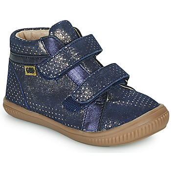 Shoes Girl High top trainers GBB EDEA Blue