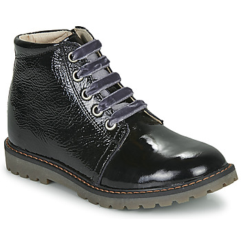 Shoes Girl Mid boots GBB NAREA Black
