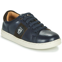 Shoes Boy Low top trainers GBB MIRZO Blue