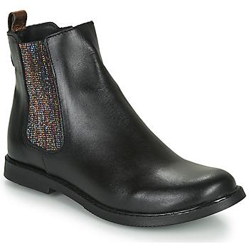 Shoes Girl Mid boots GBB ARANA Black
