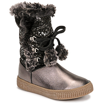 Shoes Girl Boots GBB NOUSTIK Black