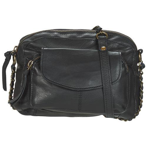 Bags Women Shoulder bags Pieces PCNAINA Black
