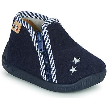 Shoes Children Slippers GBB KITRA Blue