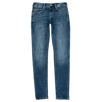 material Boy slim jeans Pepe jeans FINLY Blue