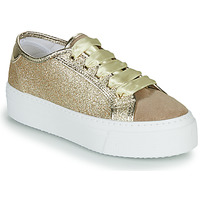 Shoes Women Low top trainers André JENNA Beige
