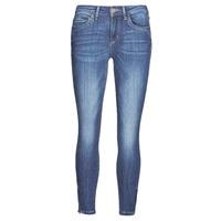 material Women slim jeans Only ONLKENDELL Blue / Medium