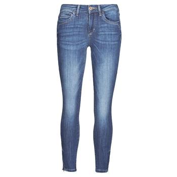 material Women Cargo trousers Only ONLKENDELL Blue / Medium