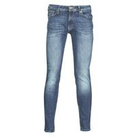 material Men slim jeans Jack & Jones JJILIAM Blue / Medium