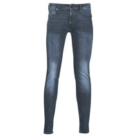 material Men slim jeans Jack & Jones JJILIAM Blue / Dark