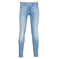 material Men slim jeans Jack & Jones JJILIAM Blue / Clear