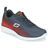 Shoes Men Multisport shoes Skechers EQUALIZER MARINE / Orange