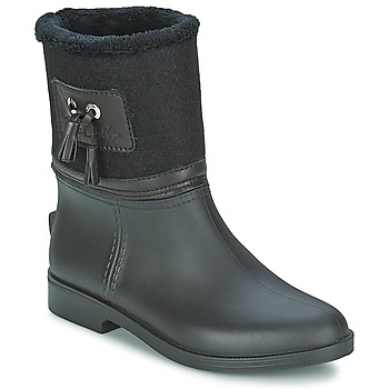 Shoes Women Wellington boots Be Only DIVINE Black