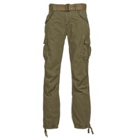material Men Cargo trousers Schott BATTLE KAKI