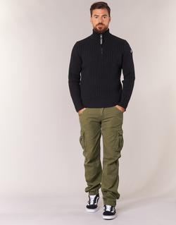 material Men Cargo trousers Schott BATTLE Kaki