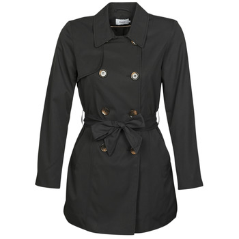material Women Trench coats Only ONLVALERIE Black
