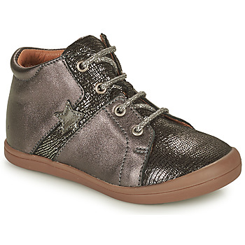 Shoes Girl High top trainers GBB DUANA Grey