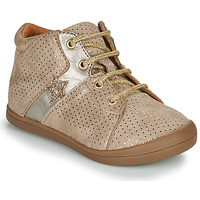Shoes Girl High top trainers GBB DUANA Beige