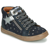 Shoes Girl High top trainers GBB VALA Marine
