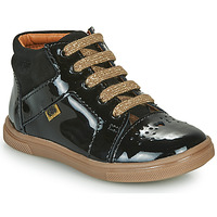 Shoes Girl High top trainers GBB THEANA Black