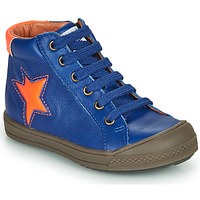 Shoes Boy High top trainers GBB KASSIO Blue