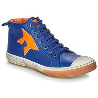 Shoes Boy High top trainers GBB OCALIAN Blue