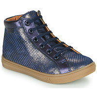 Shoes Girl High top trainers GBB PHILEMA Blue