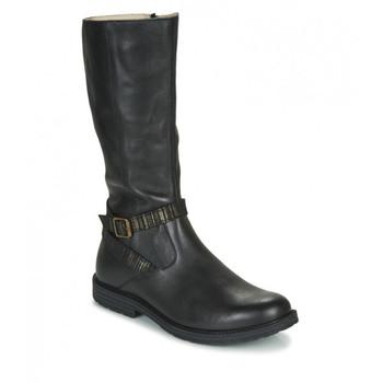 Shoes Girl Boots GBB OKINDI Black
