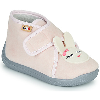 Shoes Girl Slippers GBB HELORIE Pink