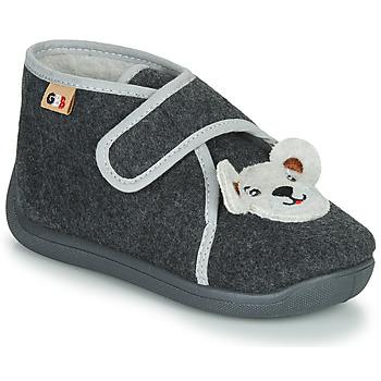 Shoes Children Slippers GBB KEELIO Grey