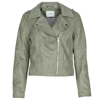 material Women Leather jackets / Imitation le JDY JDYPEACH Grey