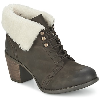 Shoes Women Ankle boots Hush puppies GOLDIE MOORLAND Brown