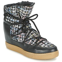 Shoes Women Mid boots Meline DERNA Black