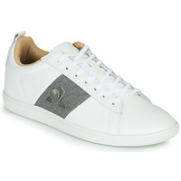 Shoes Men Low top trainers Le Coq Sportif COURTCLASSIC White / Grey