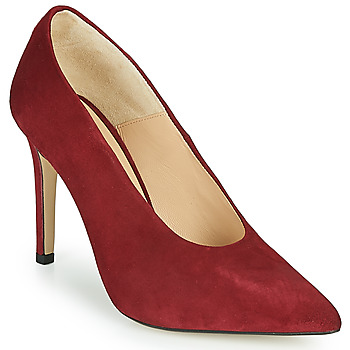 Shoes Women Court shoes Jonak CURVE Red
