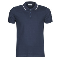 material Men short-sleeved polo shirts Casual Attitude M.BOUPI Marine