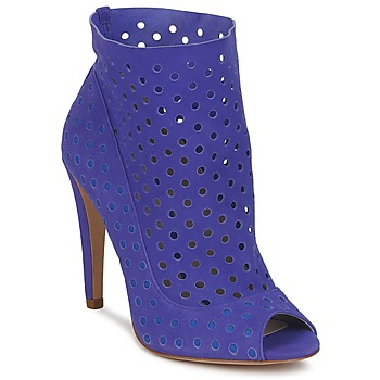 Shoes Women Low boots Bourne RITA Blue
