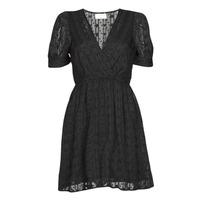material Women Short Dresses Moony Mood ACTINE Black