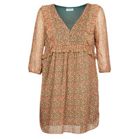 material Women Short Dresses Betty London MOUTI Multicoloured