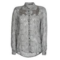 material Women Shirts Ikks BR12055 Black