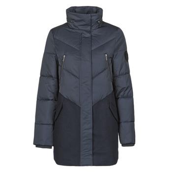 material Women Duffel coats Ikks BR45015 Marine