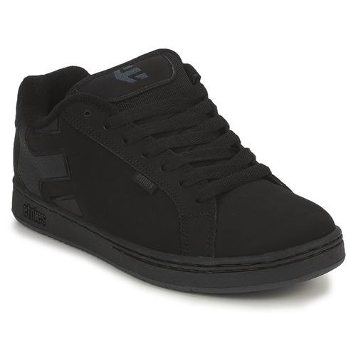 Shoes Men Skate shoes Etnies FADER Black