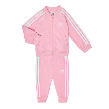 material Girl Sets & Outfits adidas Originals SST TRACKSUIT Pink