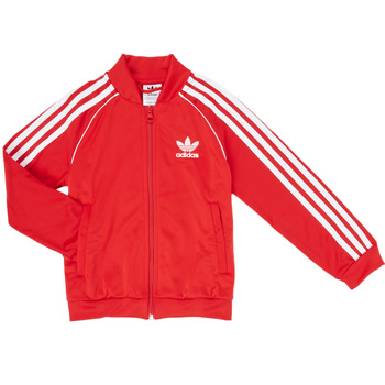 material Boy Jackets adidas Originals SST TRACKTOP Red