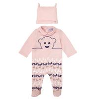 material Girl Sleepsuits Emporio Armani 6HHV08-4J3IZ-0355 Pink