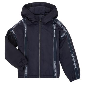 material Boy Blouses Emporio Armani 6H4BL0-1NYFZ-0920 Marine