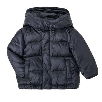 material Boy Duffel coats Emporio Armani 6HHBL1-1NLSZ-0920 Marine