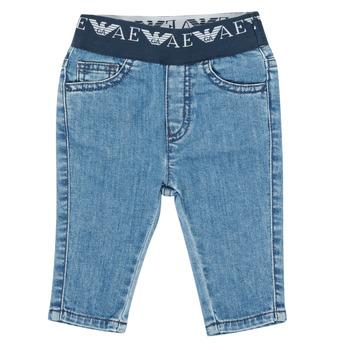 material Boy slim jeans Emporio Armani 6HHJ07-4D29Z-0942 Blue